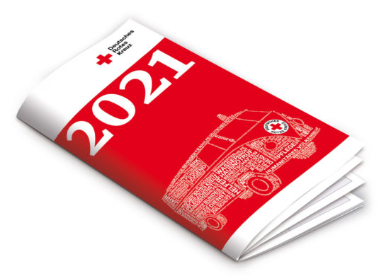 Kalendertitel DRK 2021